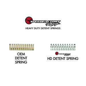 SpeedFactory Heavy Duty Detent Spring Kit 99-00 Civic Si