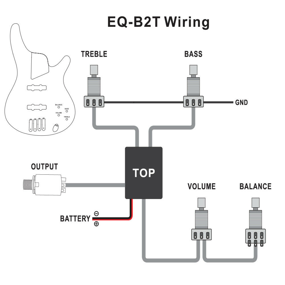 hight resolution of genuine belcat 2 band active eq preamp circuit for bass pickup overdrive wiring diagram genuine belcat