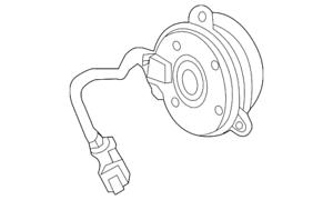 Engine Radiator Cooling Fan Motor for Honda Accord Acura