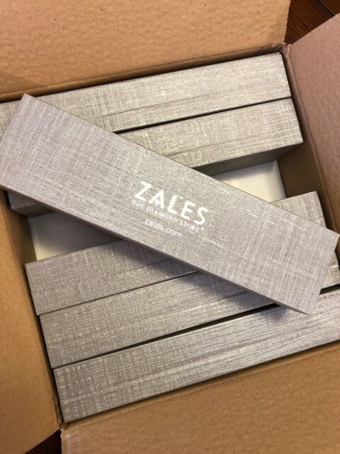 Zales Boxes : zales, boxes, Zales, Diamond, Silver, Necklace, Earrings, Jewelry, Online