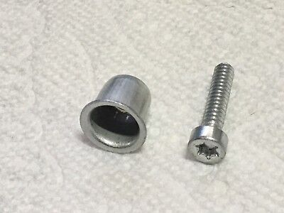 Brake sleeve bushing and screw fits stihl 025 290 390 210