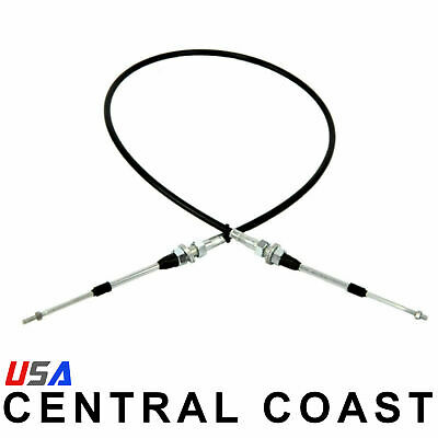 NEW THROTTLE CABLE for KOMATSU D20 OR D21 DOZER, LOADER