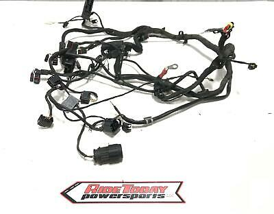 07-12 BMW F800st **ABS** Main Wiring Harness Motor Wire