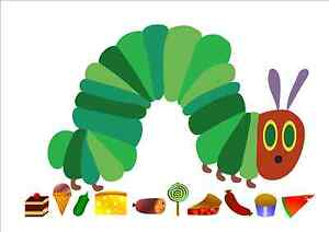 the very hungry caterpillar # 34