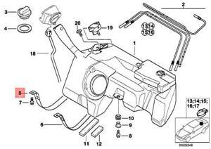 Genuine BMW Z3 M Roadster Z3 1.8 1.9 2.0 2.2i 2.5 2.5i 2.8