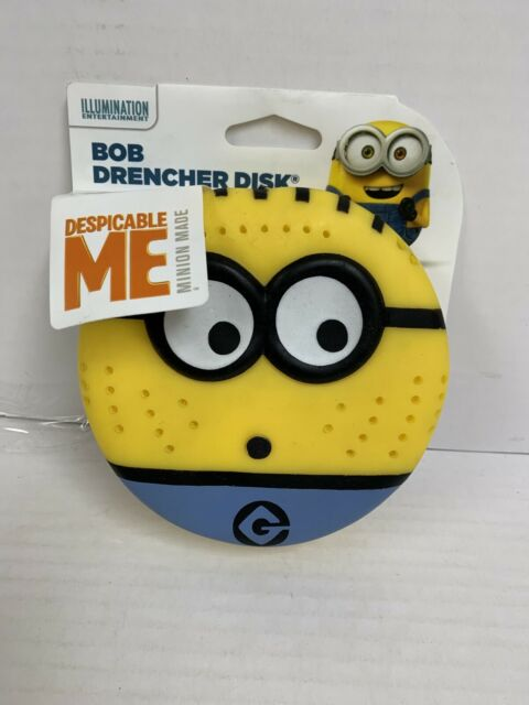 Minions BoB Drencher Disk. Pool. Water Toy New   eBay