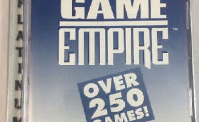 New Game Empire Platinum Cd Vol1 250 Pc Vintage Software