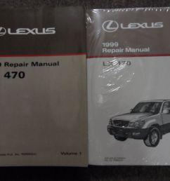 other car manuals 2000 lexus lx470 lx 470 electrical wiring diagram service shop manual oem ewd x [ 1024 x 768 Pixel ]