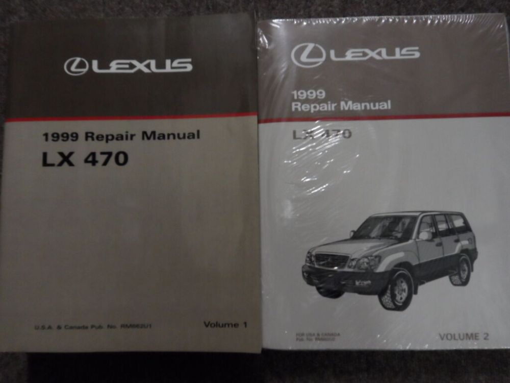 medium resolution of other car manuals 2000 lexus lx470 lx 470 electrical wiring diagram service shop manual oem ewd x