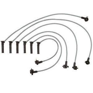 DENSO SPARK PLUG WIRES SET OF 6 NEW EXPLORER FORD SPORT