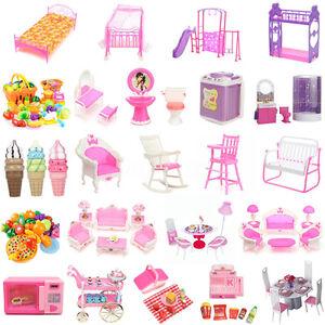 image is loading 8 type maison poupee meuble chaise chambre lit