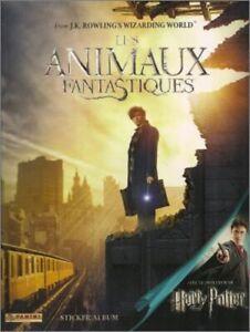Harry Potter Les Animaux Fantastiques : harry, potter, animaux, fantastiques, STICKERS, IMAGE, PANINI, HARRY, POTTER, ANIMAUX, FANTASTIQUES, -2016-, Choisir