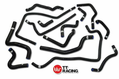 Silicone Heater Hose Kit for Subaru 2001 2002 WRX / Sti