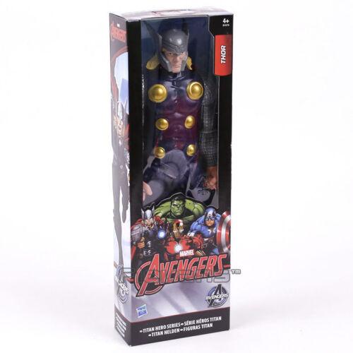 titan hero series figura thor thor figure 30cm marvel avengers giocattoli e modellismo action figure