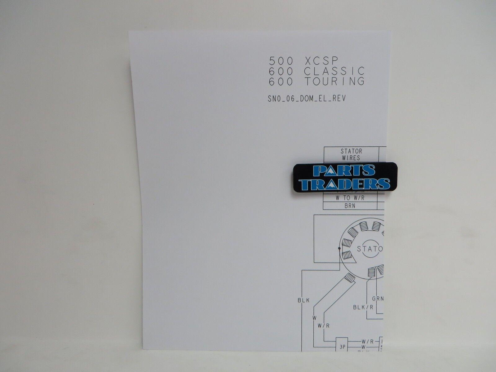1996 Polaris Xcr 600 Sp Owners Manual