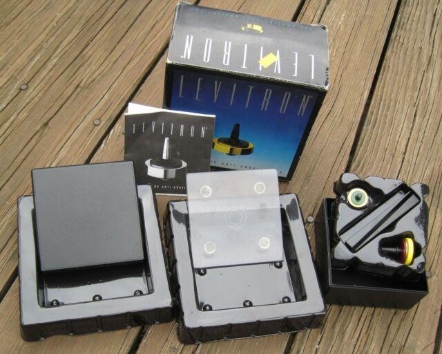 Vintage Levitron Anti-Gravity top with Box Complete | eBay