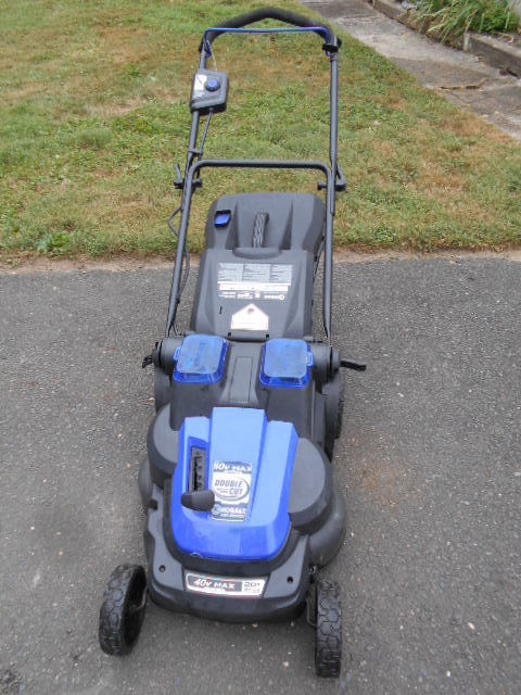 Kobalt Km2040x 06 40v Push Mower