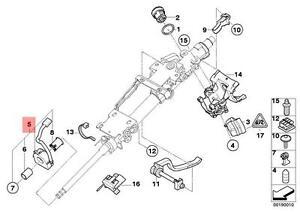 Genuine BMW Z4 E85 E86 Steering Angle Sensor Repair Kit