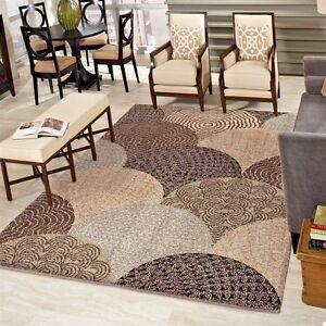 living room rugs modern ethan allen furniture area 8x10 rug plush soft image is loading