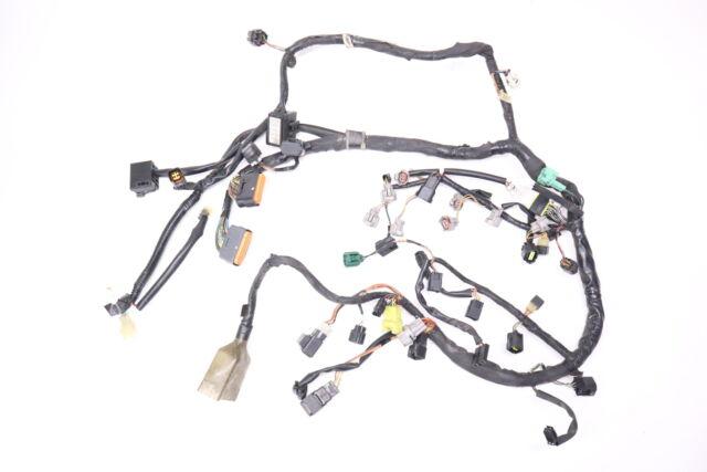 06 07 2006 2007 Suzuki Gsxr 750 Main Wire Harness Wiring