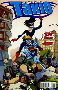 Takio #1 Comic Book - Marvel