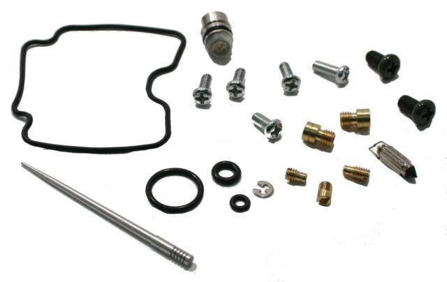 Polaris Predator 500, 2003-2007, Carb / Carburetor Repair