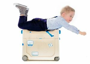 Image Is Loading Jetkids Bedbox Ride On Plane Luggage Rolling Kid