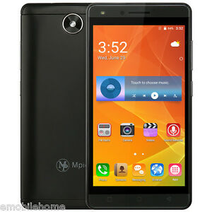 Mpie MG6 Android 5.1 5.0 inch 3G Smartphone MTK6580 1.3GHz Quad Core 512MB+4GB