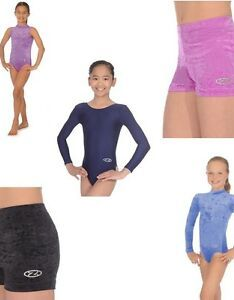 Image is loading zone leotard leotards hipsters shorts ages also size only ebay rh