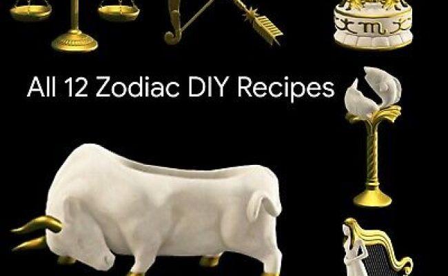 Animal Crossing New Horizons Complete Zodiac Diy Recipe
