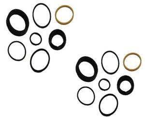 (2) Cylinder Seal Kits 6504960 fits Bobcat Skid Steer 310