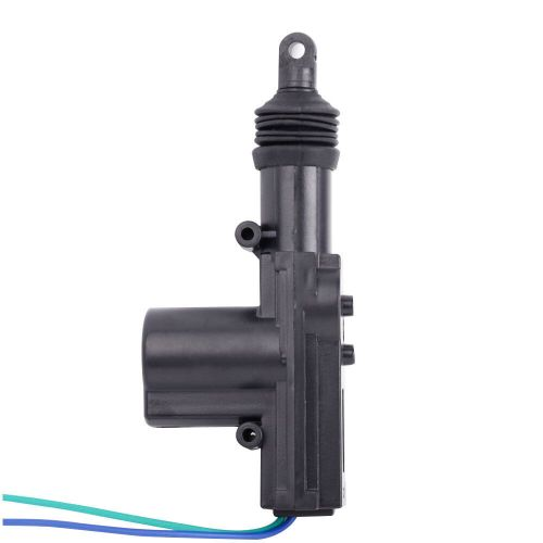 small resolution of car central locking system 2 wire automatic power door lock actuator motor black