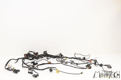 2013 MV Agusta F3 675 ERA Main Wiring Harness Loom 1 CUT