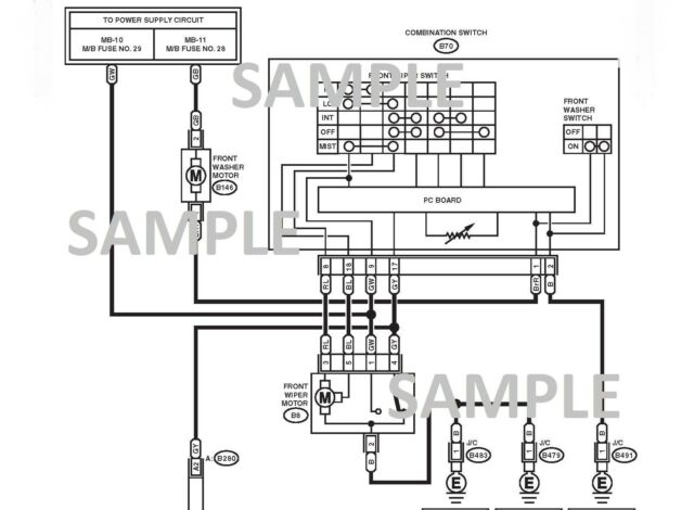 [DIAGRAM] Subaru Legacy Outback Wiring Diagram FULL