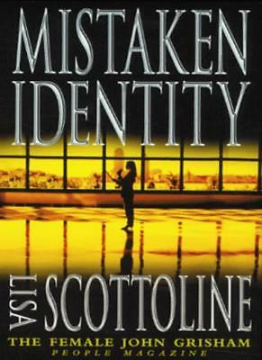 Mistaken Identity By Lisa Scottoline. 9780006499954 9780006499954   eBay