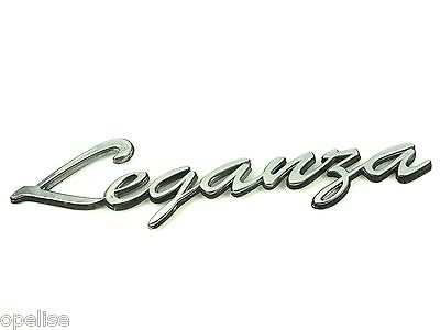 Genuine New DAEWOO LEGANZA BADGE Emblem Logo 1997-2004 CDX