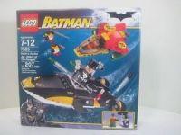 Lego Batman #7885 Robins Scuba Jet: Penguin Attack New ...