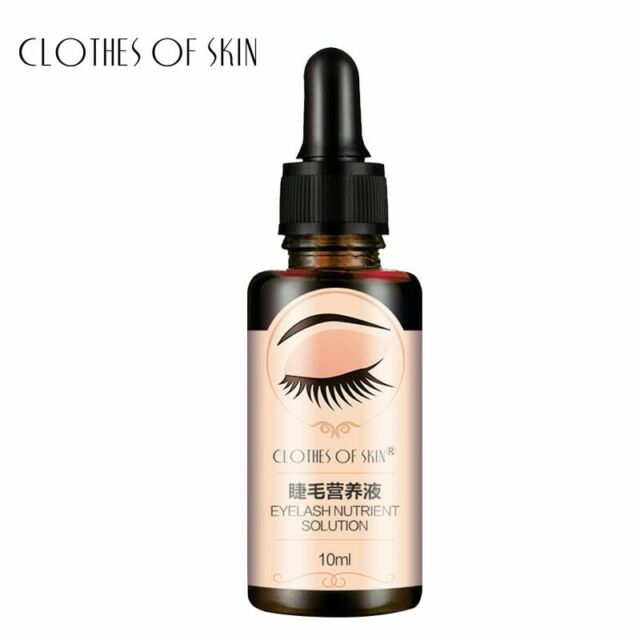 Vitamin E Eyelash Growth Serum Liquid Enhancer Treatment ...