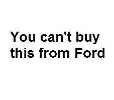 Ford F-150 Fog Light Wiring System use with OEM switch