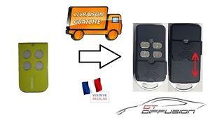 Telecommande Universelle Clone Evology Moovo Mt4v Porte De Garage Portail Ebay