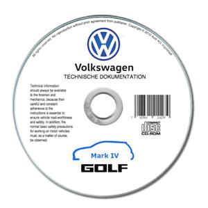 Volkswagen Golf IV (1997-2006) manuale officina