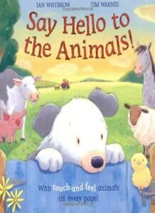 Say Hello To The Animals : hello, animals, Hello, Animals, Whybrow., 9781405021609