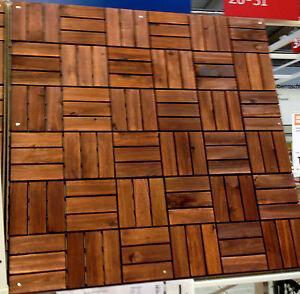 Ikea X Cm Carreaux En Bois