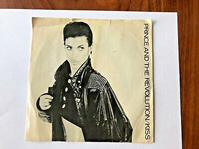 PRINCE Kiss / Soft and Wet 45 RPM Warner Brothers 7-21982 | eBay