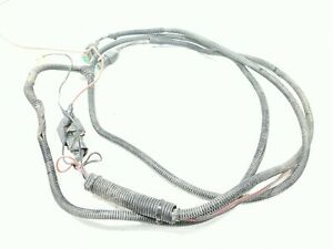 18 Can Am Maverick X3 Tail Light Brake Cable Wire Harness