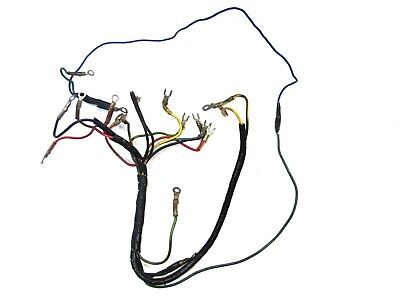 Chrysler F505744 Wiring Harness 1975-1977 25HP 35HP Used