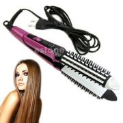 hot 2 in 1 hair straightener