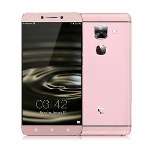 5.5'' Letv LeEco Le 2 X520 4LTE 3GB Rose Gold Smartphone 32GB ROM 16.0MP