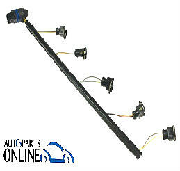 LAND ROVER DISCOVERY 2 1998 04 TD5 FUEL INJECTOR WIRING