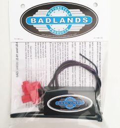 badlands 12v turn signal indicator load equalizer module controller on  [ 1000 x 1273 Pixel ]